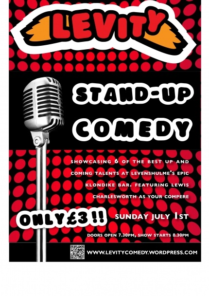 Levity Comedy night
