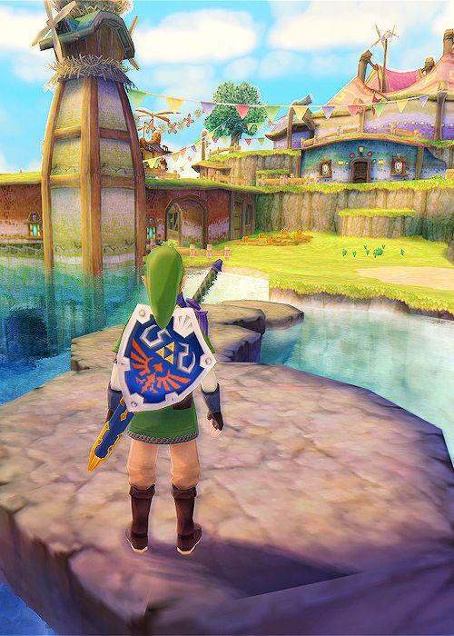 Best Zelda game ever