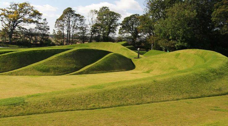 Cells of Life, Jupiter Artland, Kirknewton, nr Edinburgh ...