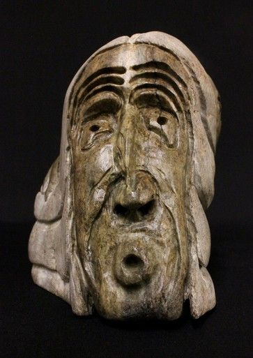 Best stone carvings raven rattle images on pinterest
