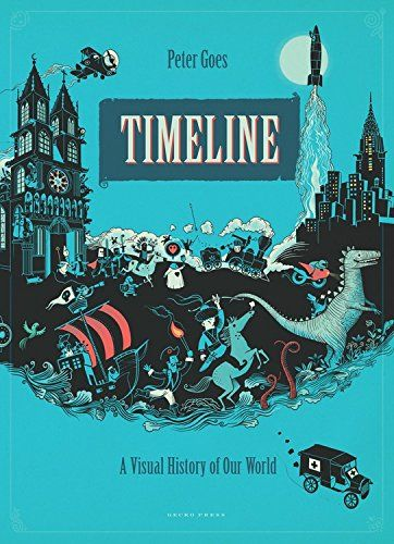 A wonderful illustrated history of our world from the dawn of time until the present day. For children and adults alike!