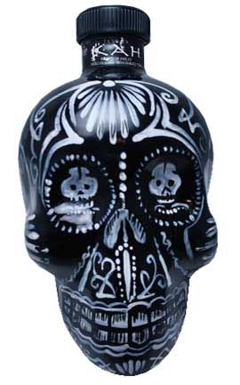 Are Kah Tequila Bottles Hand Painted