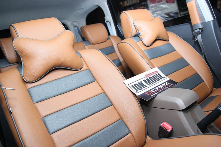 https://flic.kr/p/M9bGVL | JOK MOBIL NEW AVANZA ACCURA | DESAIN SARUNG JOK KULIT MOBIL  - Mobil kesayangan Anda ingin Tampil lebih segar dan mewah? RUMAHJOK DCARZ menjual berbagai aksesoris yang berkaitan dengan DESAIN Interior Mobil Antara lain: COVER / Sarung (Pelapis jok dengan Bahan Kulit Sintetis atau Kulit Asli), JOK (Modifikasi Busa Jok Mobil Untuk kenyamanan dan pengaturan busa dudukan), KARPET DASAR (Pelapis lantai mobil agar Karpet DASAR original tidak kotor, rusak dan mudah di…
