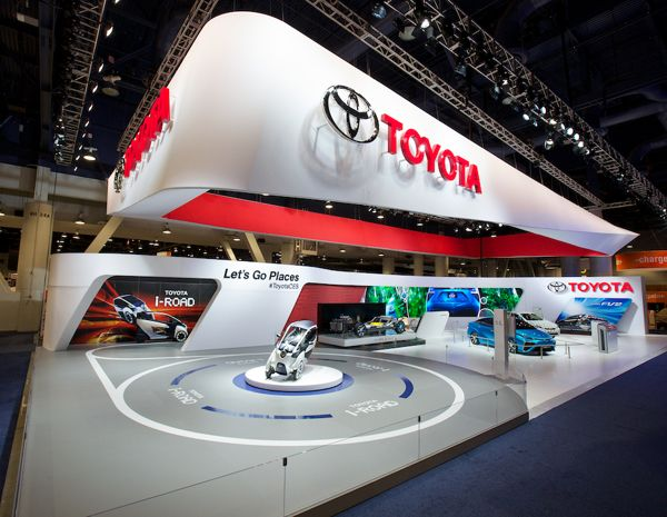 Exhibition Stand Car : Best toyota experiential marketing images on pinterest