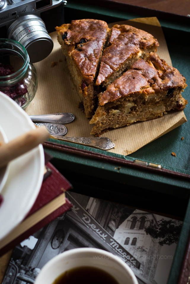 Apple Cake | World On a Fork