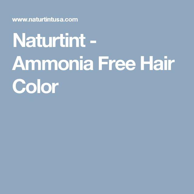 Naturtint - Ammonia Free Hair Color