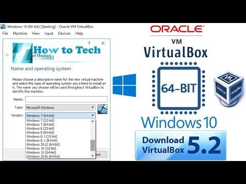 How to Enable 64 bit Option in Virtualization VirtualBox