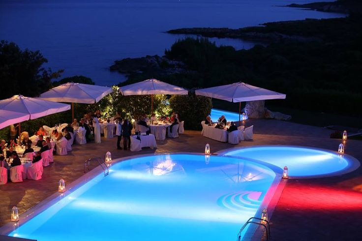 Party on the pool! Hotel Punta Negra****