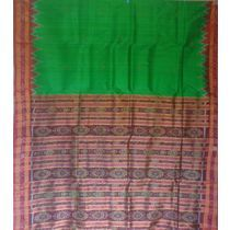 OSS014: Bridal Silk Sarees green color