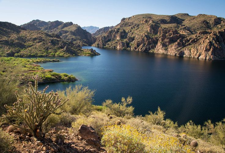 The Most Beautiful Places to Go Hiking in Phoenix This Summer