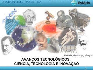 """IMPACTO DA PEDAGOGIA MODERNA: Tecnologia no nosso Cotidiano -""""nem sempre estamos..."""