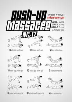 Push-Up Massacre NC17 - Concentration Upper Body