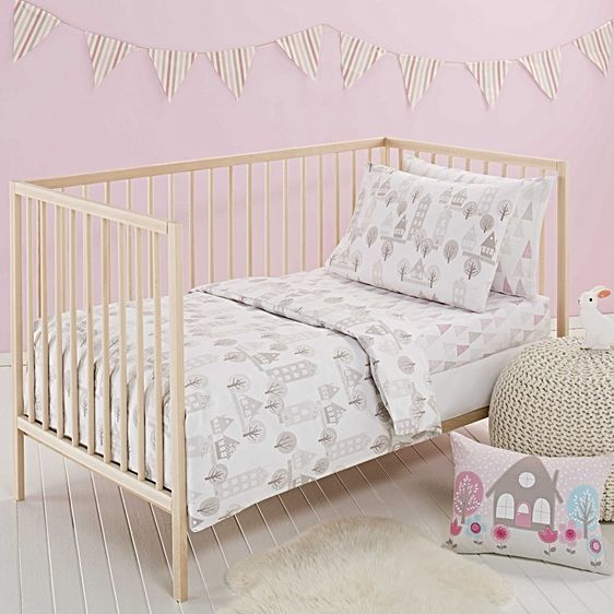 Priya 3-Piece Cot Pack by Designers Choice