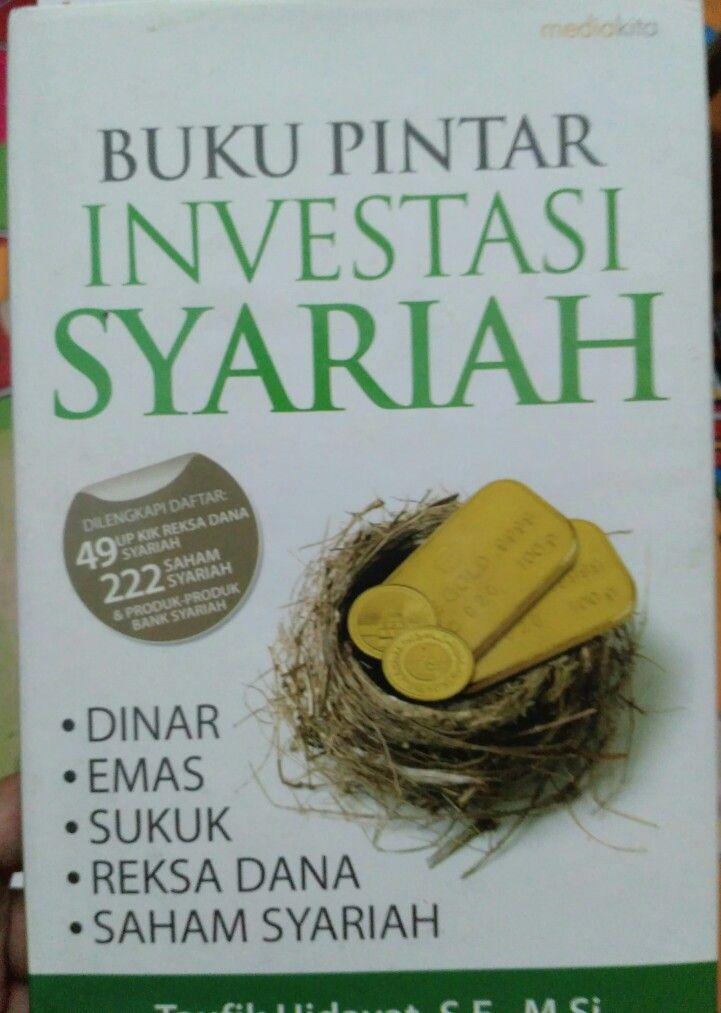 Buku Pintar Investasi Syariah