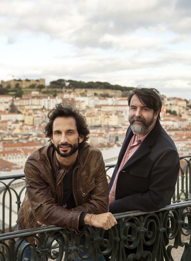 #Lisbon: A tour with Nuno Mendes and José Avillez - via British Airways 01.06.2015 | Since its launch, the Chiltern Firehouse has garnered more press interest than the celebrities who flock there every night. However it's the restaurant's Michelin-starred 'genius', Nuno Mendes, who is really the star — and his passion for food started at home in Portugal. Zoe Williams accompanies him, along with the city's own super-chef José Avillez, on a tapas tour of Lisbon #foodie #portugal