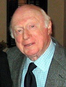 Norman Lloyd (born Norman Perlmutter; November 8, 1914) is an American actor, producer and director with a career in entertainment spanning eight decades. He has worked in every major facet of the industry including radio, theatre, television and film dating back to the Great Depression, and at 103 years of age is the oldest working Hollywood actor