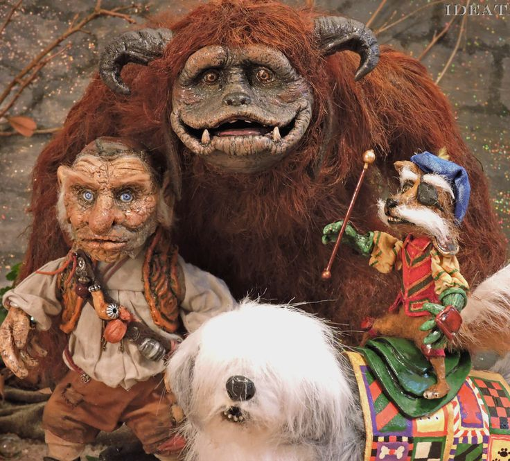 Whisk the kids to a magical land full of excitement and ... Labyrinth 1986 Characters