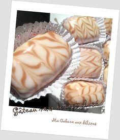 Gateau noix de coco glacé photo 1