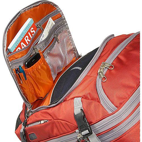 ebags TLS MotherLode travel backpack