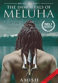 The Immortals of Meluha, Book 1 of the Shiva Trilogy series by Amish Tripathi. A must read