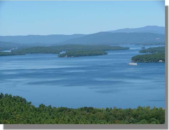 The New Hampshire Lake Winnipesaukee Travel Guide