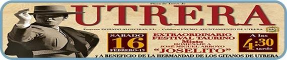 UTRERA (SEVILLA)- FESTIVAL ENTRADAS 2013. Con descuentos  - Tauroentrada.com