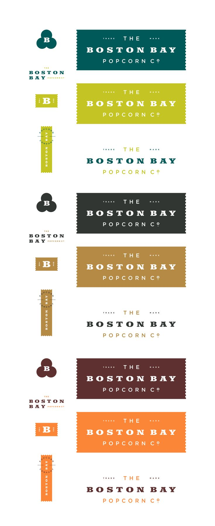 Design #65 by :: scott :: | Heritage and Healthy Popcorn Brand