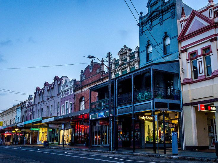 BALMAIN, NSW - Darling Street. Leafy streets, historic terraces and stunning views are the hallmark of a suburb once considered the heart of working class Sydney. (John Donegan)