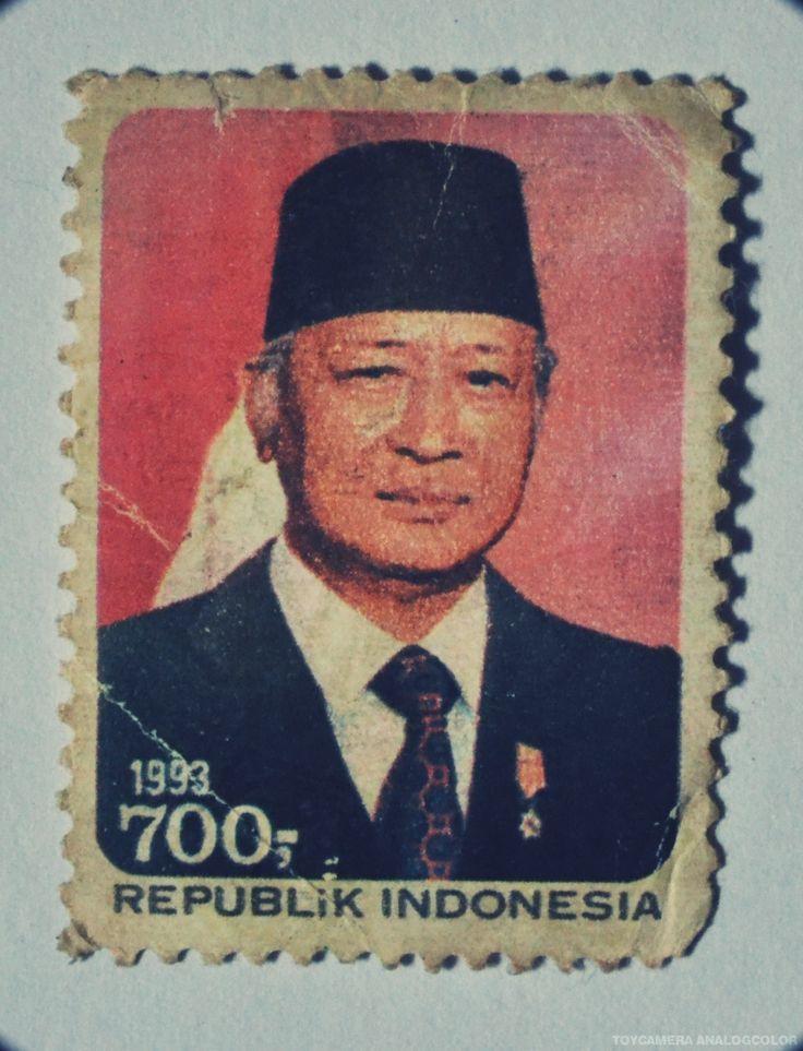 perangko 1993 (Rp 700)