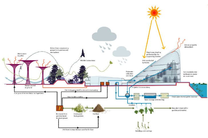 Cooled Conservatories-Wilkinson Eyre