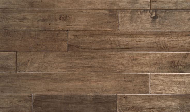 Antique - Medium Brown Hardwood Floors, Maple Hardwood Flooring