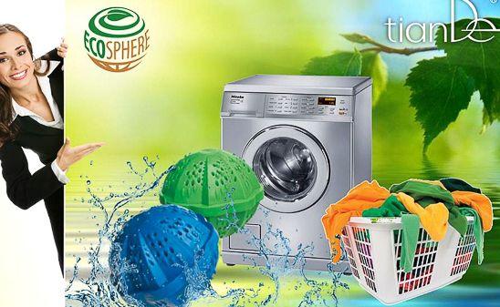 Οι σφαίρες τουρμαλίνης για πλύσιμο, ( πλυντήριο και χέρι) είναι ένα καινοτόμο, οικολογικό και οικονομικό προϊόν, χωρίς χημικά φυσικό πσυστατικά,100% ροϊόν. Είναι εντελώς ακίνδυνο για την υγεία του  ανθρώπου και φιλικό προς το περιβάλλον. Δεν προκαλούν ερεθισμό και αλλεργικές αντιδράσεις. Αντικαθιστούν απόλυτα το απορρυπαντικό και το μαλακτικό μαζί. Είναι για πλύσιμο στο πλυντήριο και στο χέρι, για ζεστό και κρύο νερό. Αντικαταστήστε το απορρυπαντικό και μαλακτικό, με σφαίρες τουρμαλινης…