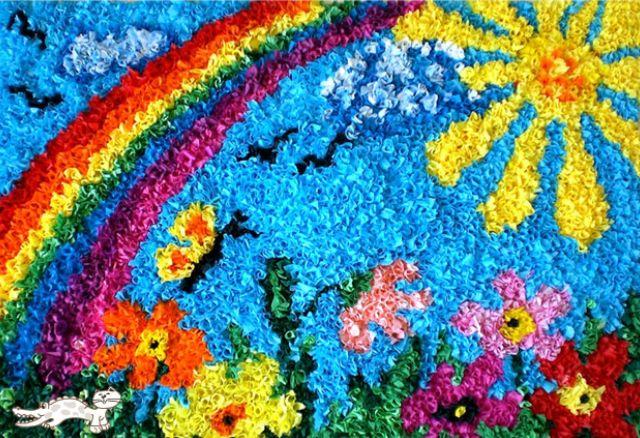 наличии поделка на тему краски лета фото этом