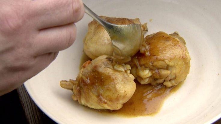 Michelin-starred chef Josh Eggleton recreates a chicken curry from a recipe written in 1793.