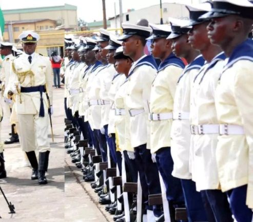 """Nigerian Navy Launches Operation """"Octopus Grip"""" in Bayelsa Delta States"""
