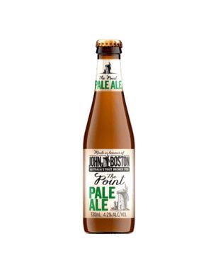 John Boston Pale Ale Bottles 330mL   Dan Murphy's   Buy Wine, Champagne, Beer & Spirits Online