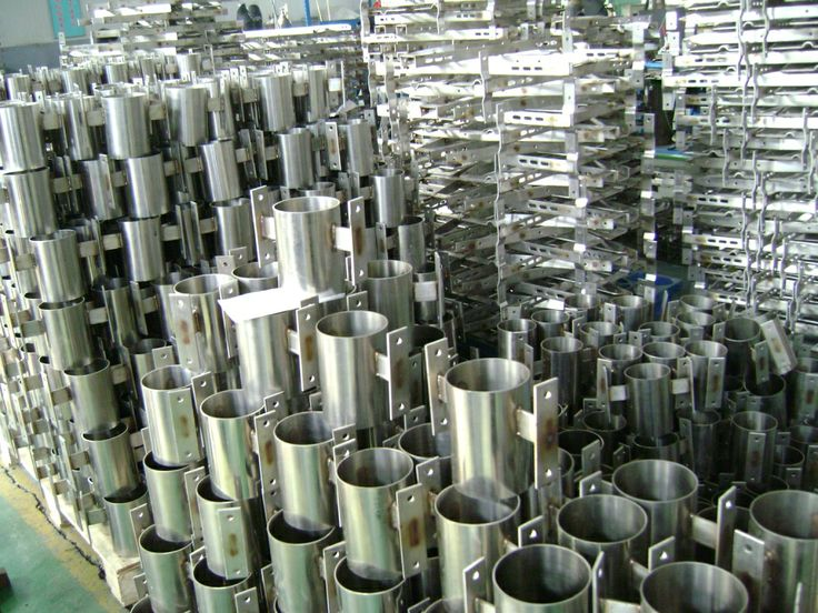 More Stainless Steel #Assemblies. For more info on how TFG USA can help you with metal fabrications, please visit http://www.tfgusa.com/products_metal_fab.php