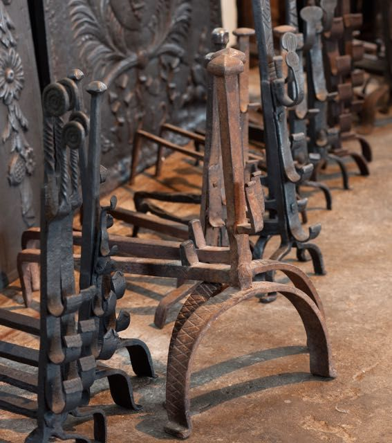 51 best Antique andirons - firedogs images on Pinterest | Irons ...