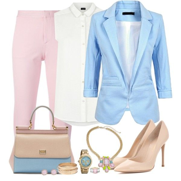 A fashion look from March 2015 featuring Armani Jeans blouses, MSGM capris and Gianvito Rossi pumps. Browse and shop related looks.