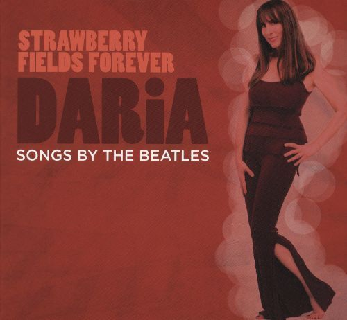Strawberry Fields Forever: Songs by the Beatles [CD]