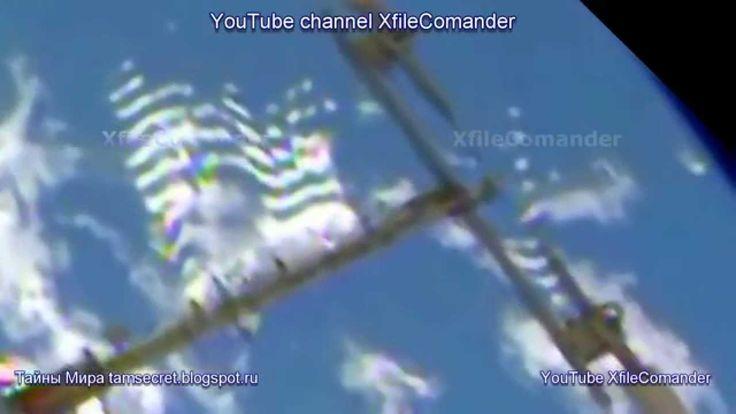 НЛО Аномалии на Земле снятые с МКС ТОП большая подборка