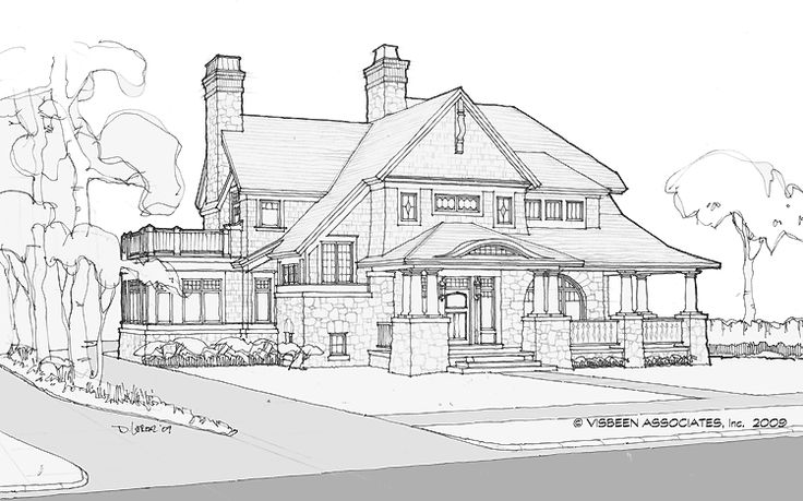 Eplans Shingle House Plan - Four Bedroom Shingle - 4038 Square Feet and 4 Bedrooms from Eplans - House Plan Code HWEPL68883