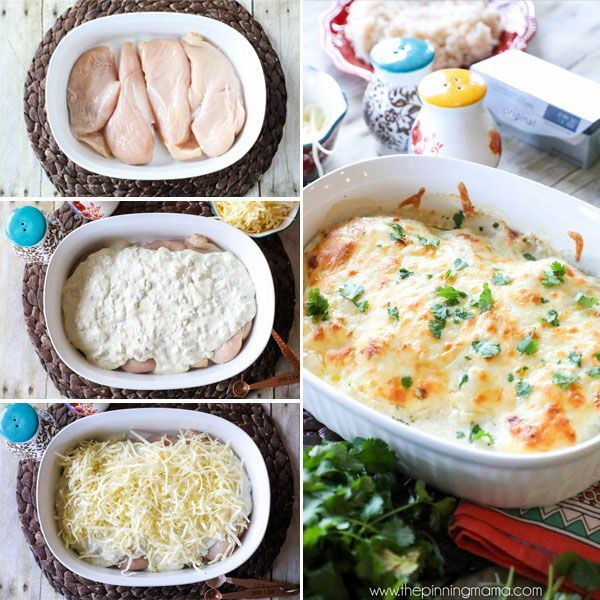 This Green Chili Chicken Bake recipe is rich, creamy and delicious. A quick and easy dinner with less than 10 ingredients made in one dish for quick and easy prep and clean up. I don't …