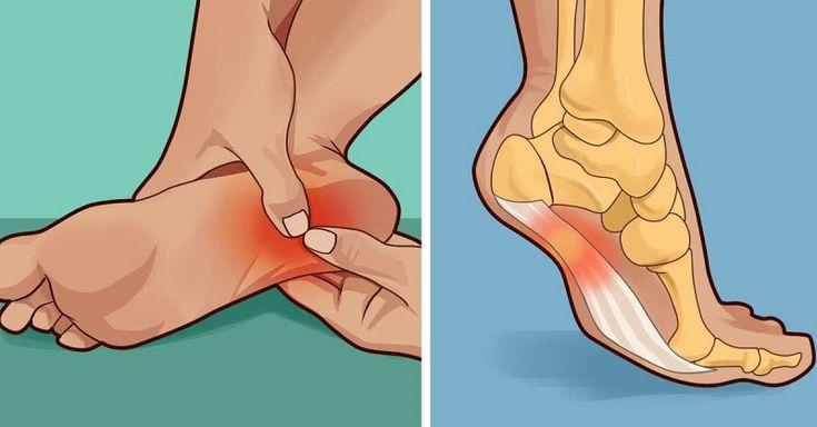Вот что я делаю каждое утро, чтобы весь день не чувствовать боли в ногах! 30 волшебных секунд
