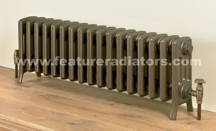 I'd like a feature radiator in the bay window but would be about 821 for one like this.