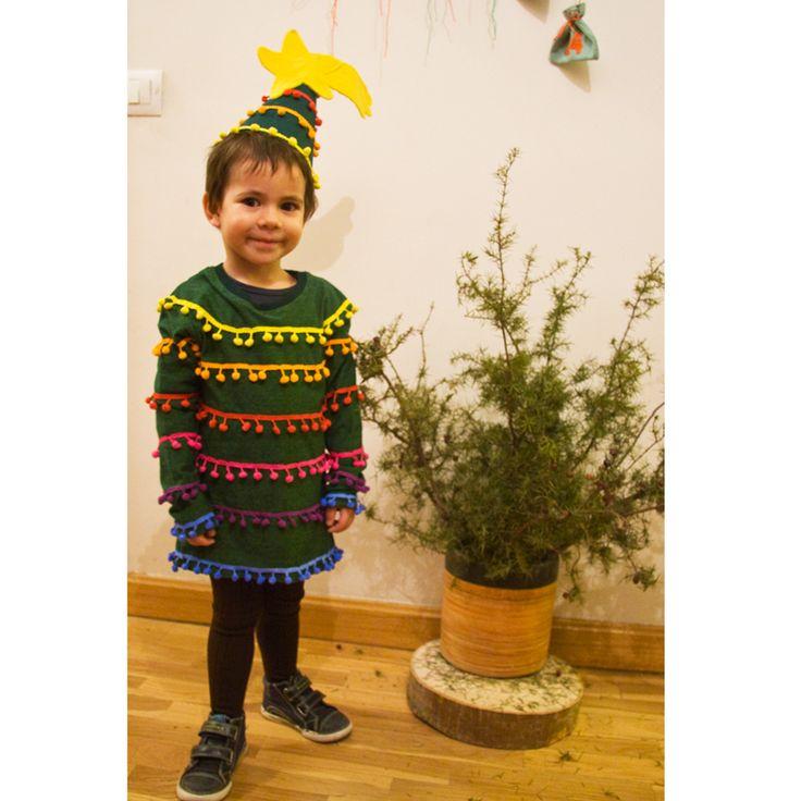 13 best disfraces de rbol images on pinterest christmas - Disfraces para navidad ...