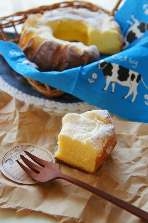 型がなくても♪フライパンで簡単あっという間の!くしゅくしゅシフォンケーキ |珍獣ママ オフィシャルブログ「珍獣ママのごはん。」Powered by Ameba
