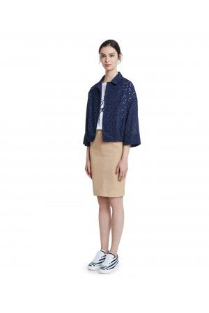 Blue Les Copains - Clothing, Bags and Accessories