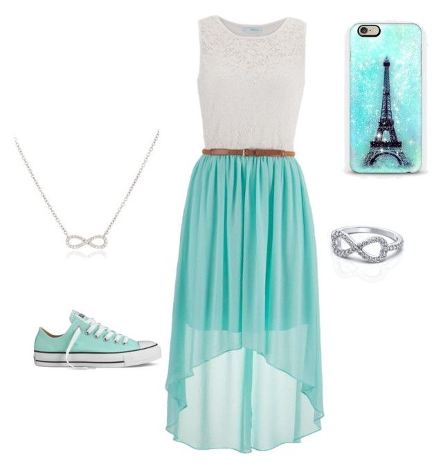 """""""Untitled #2"""" by snoopy0013 ❤ liked on Polyvore featuring maurices, Converse, Adina Reyter, women's clothing, women, female, woman, misses and juniors"""