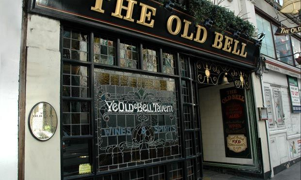 Historic pubs and places to eat in London